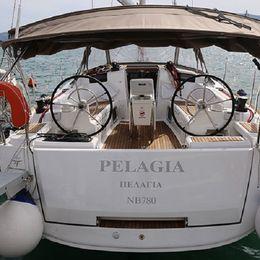 Jeanneau Sun Odyssey 419 | Pelagia