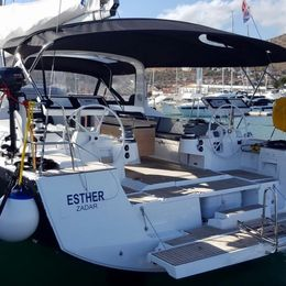 Beneteau Oceanis 55 | Esther