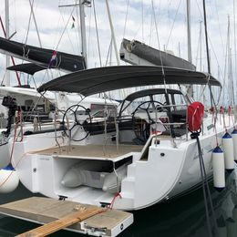 Hanse 588 | White Pearl