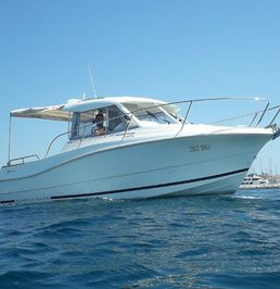Jeanneau Merry Fisher 725 | Fisher