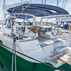 Beneteau Oceanis 55 | Obsession