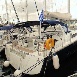 Beneteau Oceanis 55 | Lucky Trader