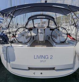 Jeanneau Sun Odyssey 449 | Living 2