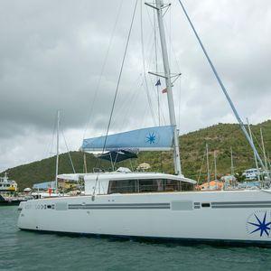 Катамараны - Карибские острова