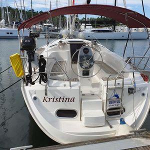Dufour 37 | Kristina