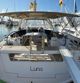 Beneteau Oceanis 45 | Luna