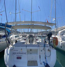 Beneteau Oceanis 34 | Aquamarine