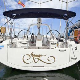 Beneteau Oceanis 38 | Simge