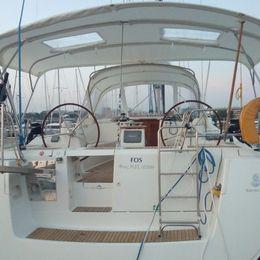 Beneteau Oceanis 54   Fos