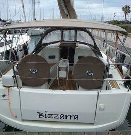Jeanneau Sun Odyssey 349   Bizzarra