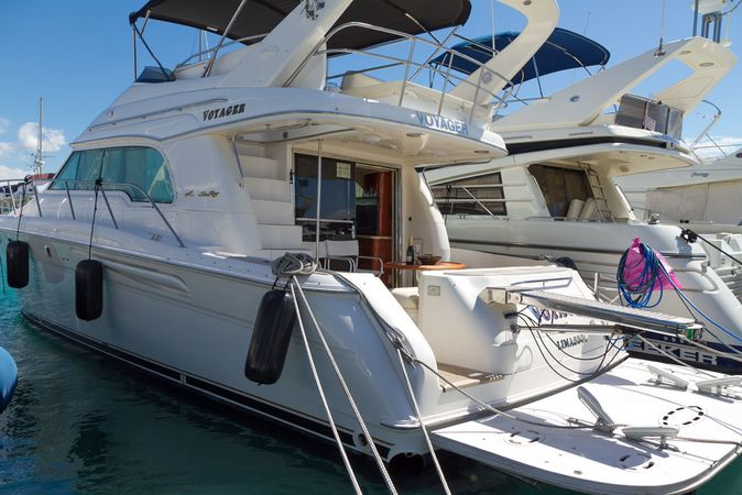 Sea Ray 52 | Voyager