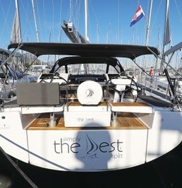 Hanse 548 | Simply The Best