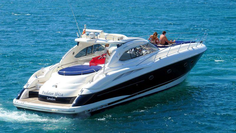 Sunseeker 60 | Predator Ibiza