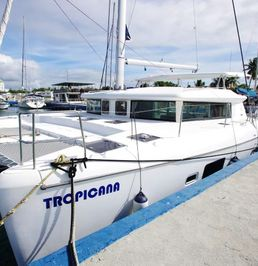 Lagoon 420   Tropicana