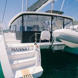 Lagoon 450 S | Hanna