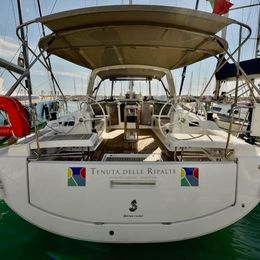 Beneteau Oceanis 41 | Tenuta Delle Ripalte