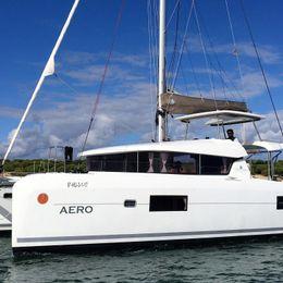 Lagoon 42 | Aero