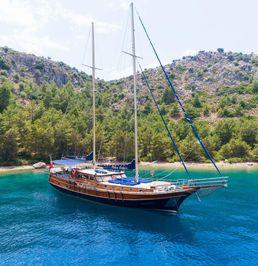 Gulet 95   Diva Deniz