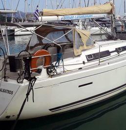 Dufour 405 | Albatros
