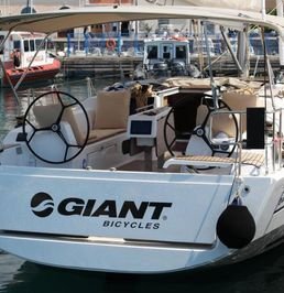 Dufour 382   Giant