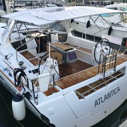 Beneteau Oceanis 45 | Atlantica