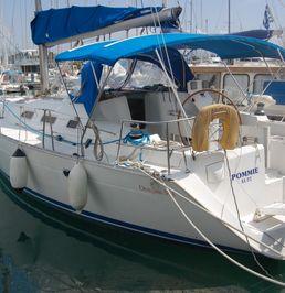 Beneteau Oceanis Clipper 393 | Pommie
