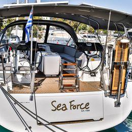 Jeanneau 54   Sea Force