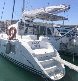 Lagoon 380 S2 | Lucky Seven - Ibiza