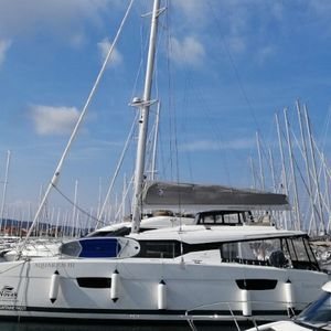 Fountaine Pajot Saona 47 | Aquarius III