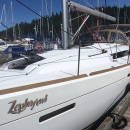 Jeanneau Sun Odyssey 419   Zephyrus