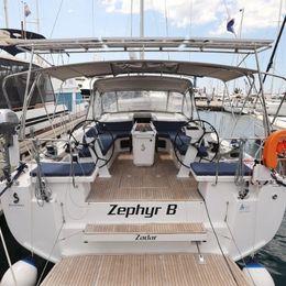 Beneteau Oceanis 51   Zephyr B
