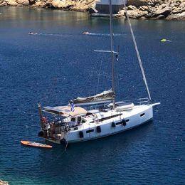 Jeanneau Sun Odyssey 410   Aquaholic