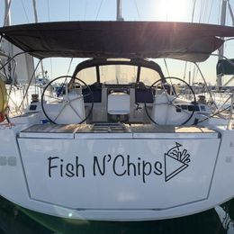 Dufour 460 | Fish N`Chips