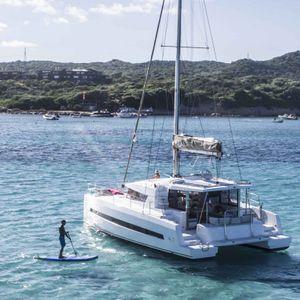 Alquiler de catamarán - Malta