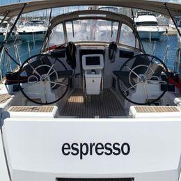Jeanneau Sun Odyssey 419 | Espresso
