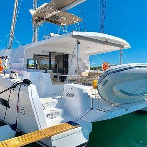 Alquiler de catamarán - Croacia