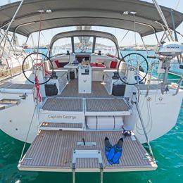 Jeanneau Sun Odyssey 490 | Captain George
