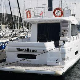 Azimut 53   Magellano