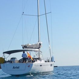 Hanse 505 | Ariel