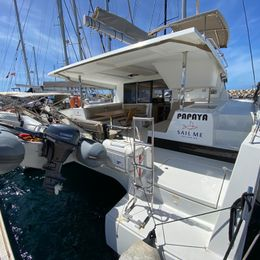 Fountaine Pajot Lucia 40 | Papaya - Ibiza