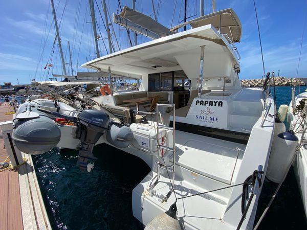 Fountaine Pajot Lucia 40 | Papaya - Ibiza
