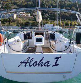 Dufour 410 | Aloha 1