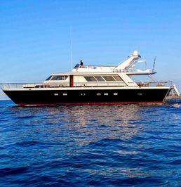 Pegasus Yachts 80 | Teddy Bear