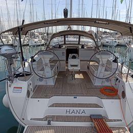 Bavaria Cruiser 46 | Hana