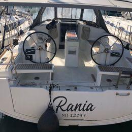 Beneteau Oceanis 38 | Rania