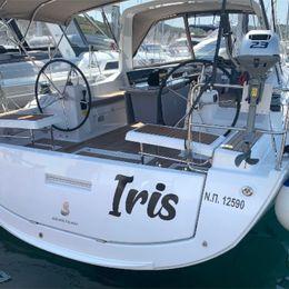 Beneteau Oceanis 41 | Iris