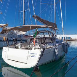 Jeanneau Sun Odyssey 349 | Marsiglia