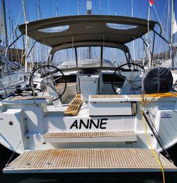 Beneteau Oceanis 46 | Anne