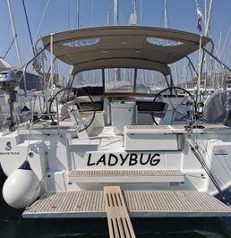 Beneteau Oceanis 46   Ladybug