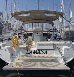 Beneteau Oceanis 46 | Lambda